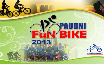 PAUDNI FuN BIKE 2013