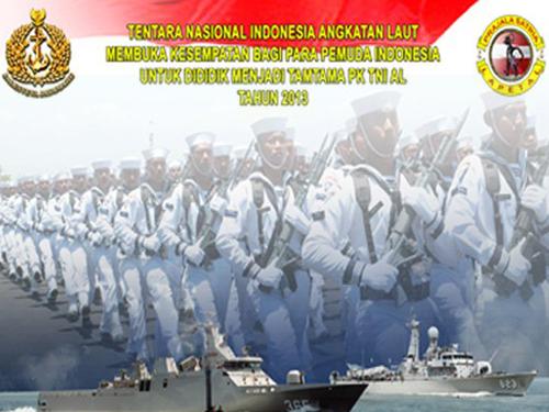 Seleksi Penerimaan Calon Tamtama PK Tahun 2013